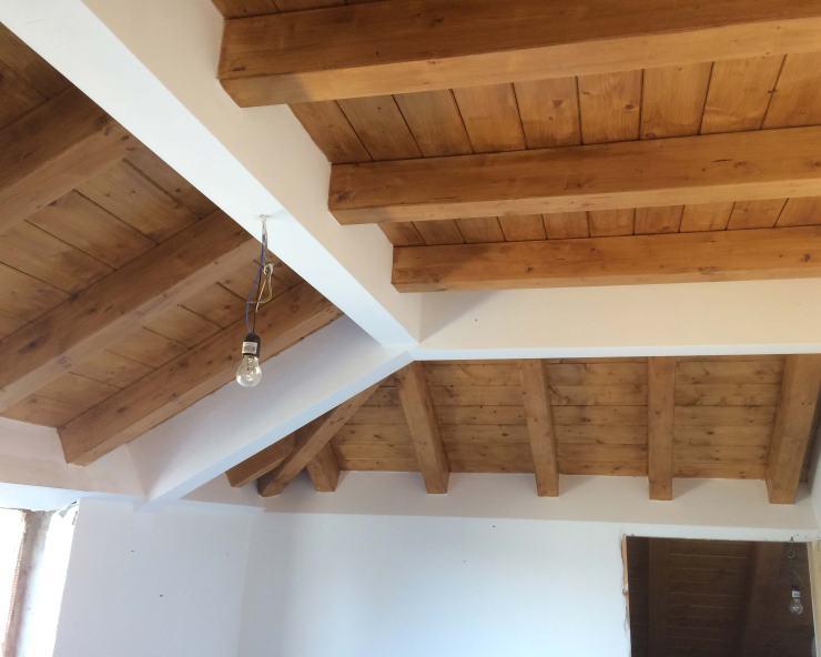 Recupero di sottotetto - Studio Architettura Restori